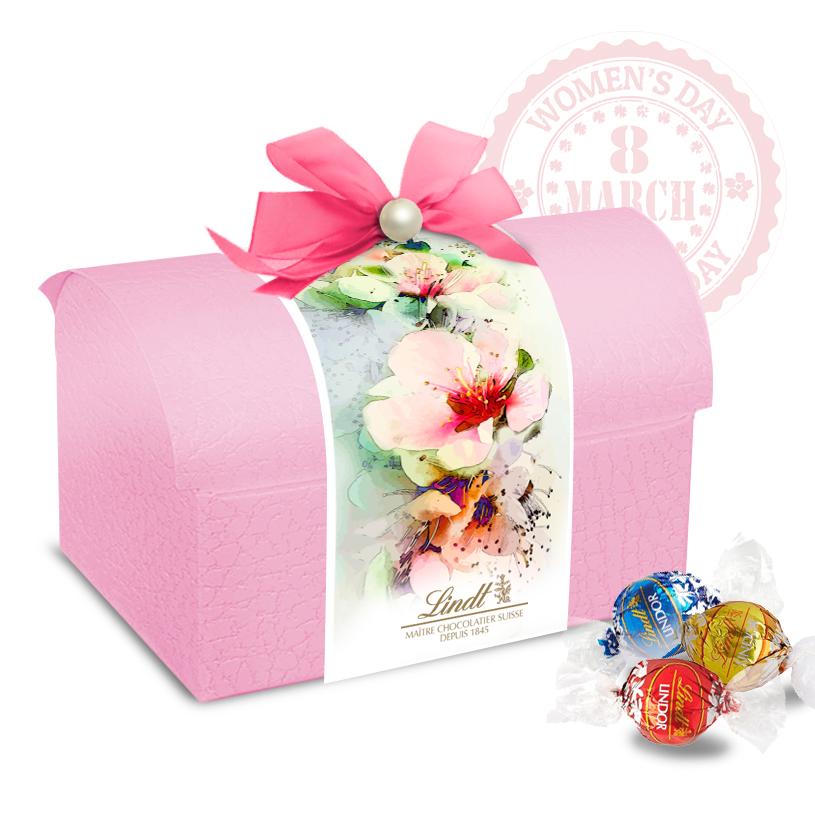 подарочные наборы на 8 марта с логотипом